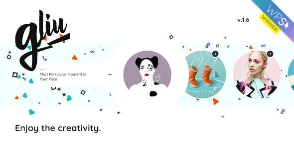 Gliu v1.6.1 — Enjoy The Creativity
