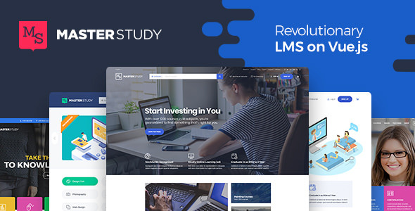 Masterstudy v2.9.2 — Education Center WordPress Theme
