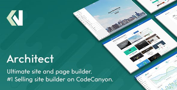 Architect v2.1.5 — HTML and Site Builder