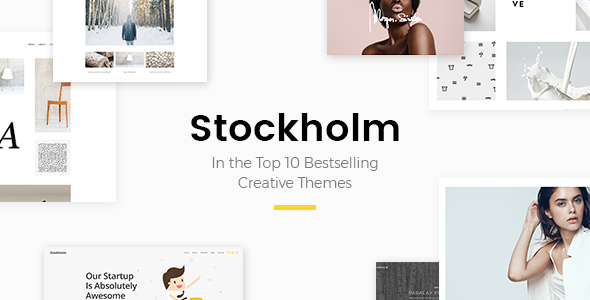Stockholm v5.1.5 — A Genuinely Multi-Concept Theme