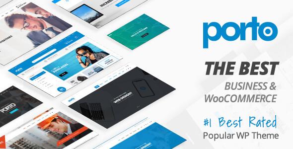 Porto v4.11.5 — Responsive eCommerce WordPress Theme