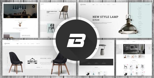 Benco v1.2.4 — Responsive Furniture WooCommerce Theme