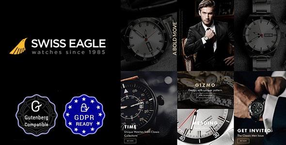 Swiss Eagle v1.5 — WooCommerce Shop