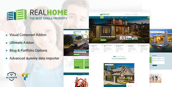 Single Property Theme v1.5