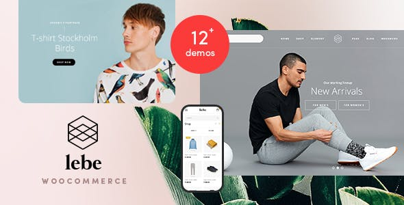 Lebe v1.2.1 — Multipurpose WooCommerce Theme