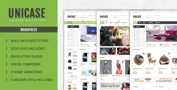 Unicase v1.6.4 — Electronics Store WooCommerce Theme