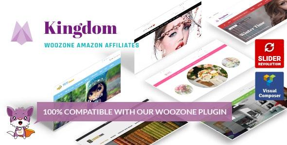 Kingdom v3.8 — WooCommerce Amazon Affiliates Theme