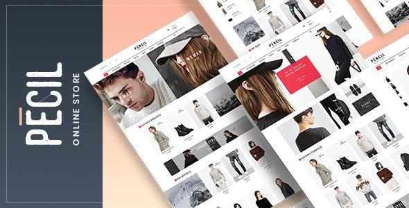 Pecil v1.2.0 — Awesome Fashion WooCommerce Theme