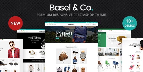 Basel — Multipurpose Prestashop 1.7 eCommerce Theme