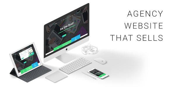 The SEO v3.0 — Digital Marketing Agency WordPress Theme
