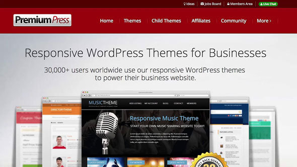 PremiumPress Themes — Updated Pack
