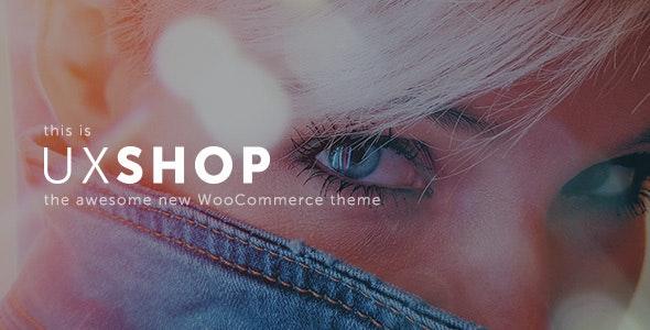 UX Shop v2.2.0 — Responsive WooCommerce theme