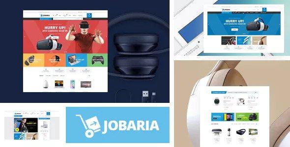 Jobaria v1.0.3 — Technology Theme for WooCommerce WordPress