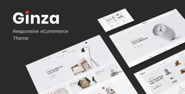 Ginza v1.0.2 — Furniture Theme for WooCommerce WordPress
