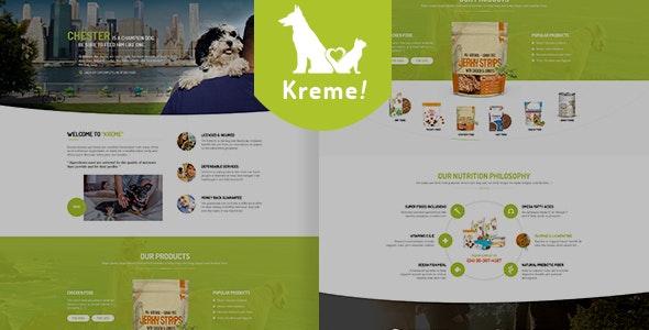 Kreme v1.1.5 — Pet & Shop