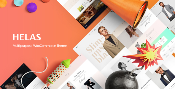 Helas v1.0.8 — Multipurpose WooCommerce Theme