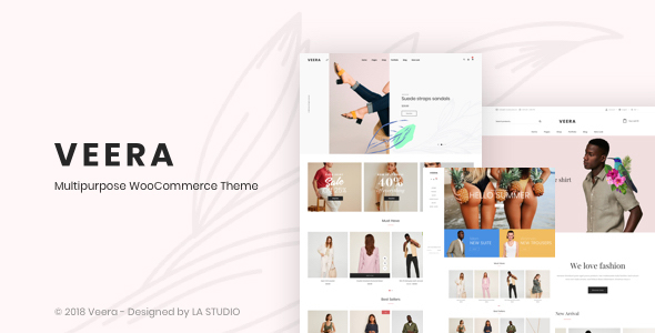 Veera v1.1.0 — Multipurpose WooCommerce Theme