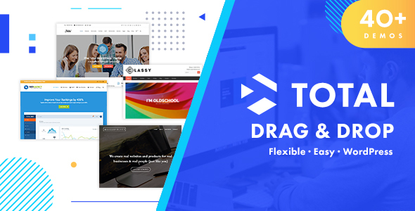 Total v4.9.3 — Responsive Multi-Purpose WordPress Theme