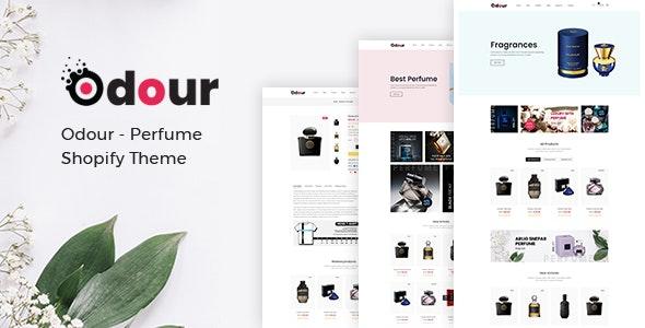 Odour — Perfume Store Shopify Theme