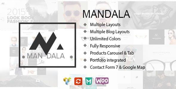Mandala v1.9.2 — Responsive Ecommerce WordPress Theme