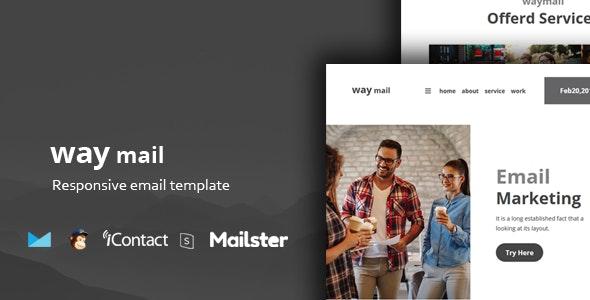 Way Mail — 30+ Modules + Online Access + Mailster + MailChimp