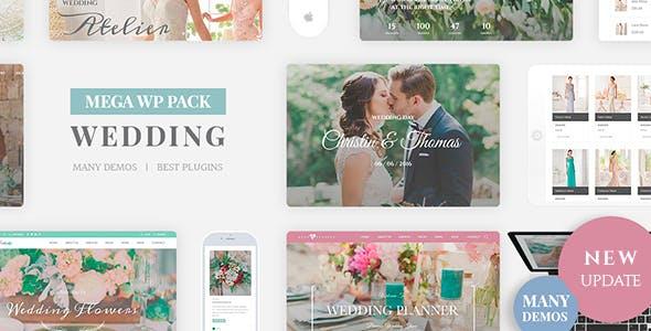 Wedding Industry v4.0 — Wedding Multipurpose Couple WP