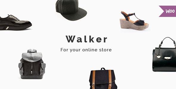 Walker v2.1 — WooCommerce Theme