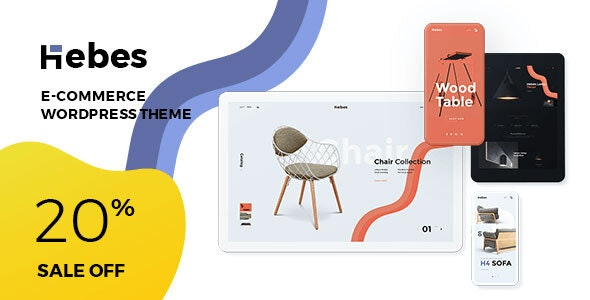 Hebes v1.4 — MultiPurpose WooCommerce WordPress Theme