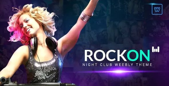Music Club v2.2.7 — Music WordPress Theme Rockon