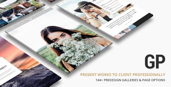 Grand Photography WordPress v4.1