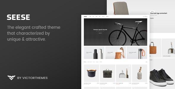 Seese v2.8 — Responsive eCommerce Theme