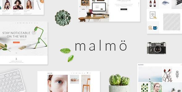 Malmö v1.9 — A Charming Multi-concept Theme