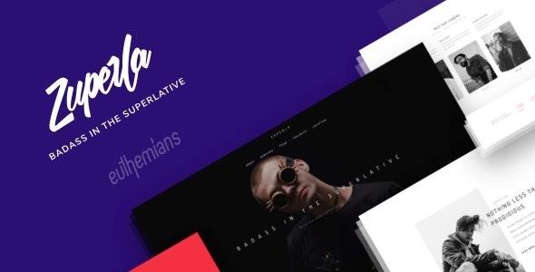 Zuperla v2.1.1 — Creative Multi-Purpose WordPress Theme