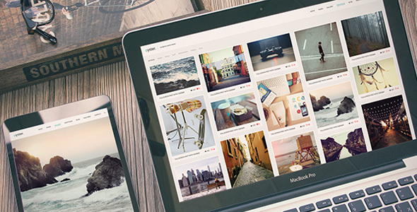 Oyster v4.1.5 — Creative Photo WordPress Theme