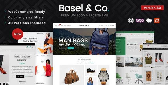 Basel v5.0.0 — Responsive eCommerce Theme