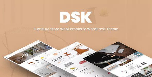 DSK v1.3 — Furniture Store WooCommerce Theme