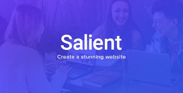 Salient v11 — Responsive Multi-Purpose Theme