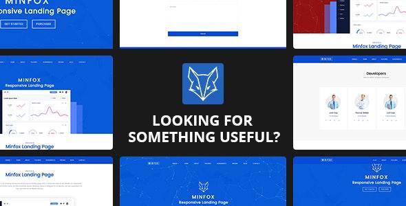 Minfox v1.4.0 — Software Landing Page