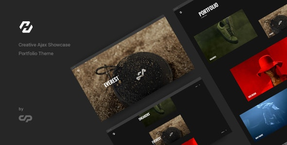 Hervin v1.1 — Creative Ajax Portfolio Showcase Slider Theme