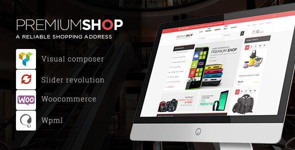 Premiumo v3.5.1 — WooCommerce Shopping Theme