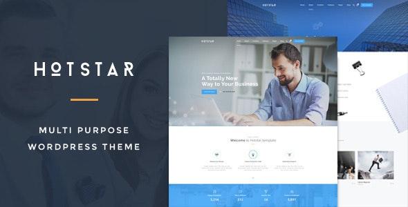HotStar v1.4 — Multi-Purpose Business Theme