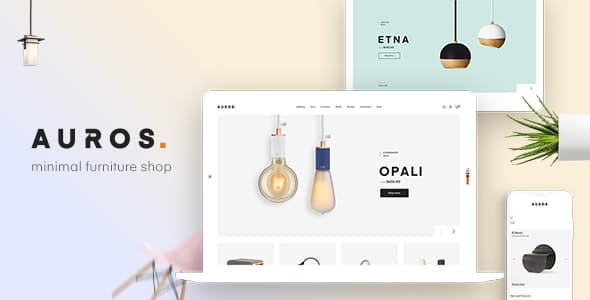 Auros v1.5.0 — Furniture Elementor WooCommerce Theme