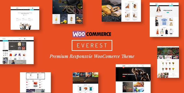 Zoo Everest v3.0.0 — Multipurpose Woocomerce Theme