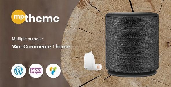 Mptheme v1.0 — Tech Shop WooCommerce Theme