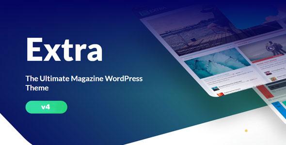 Extra v4.0.3 — Elegantthemes Premium WordPress Theme