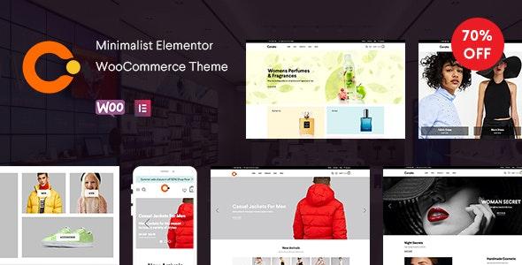 Cerato v1.1.8 — Multipurpose Elementor WooCommerce Theme
