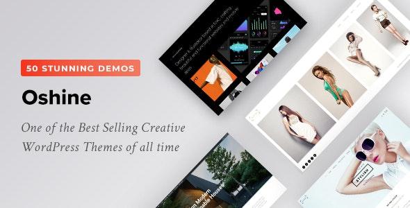 Oshine v6.8.5 — Creative Multi-Purpose WordPress Theme