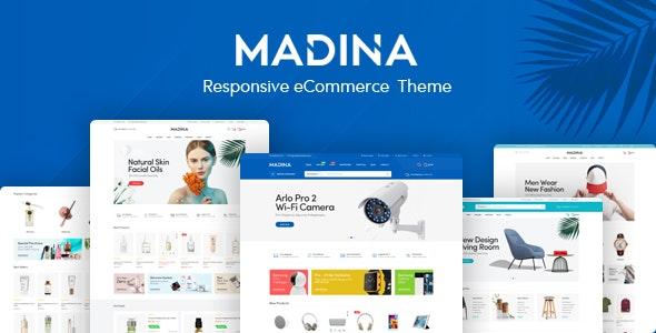 Madina v1.0 — Responsive OpenCart Theme