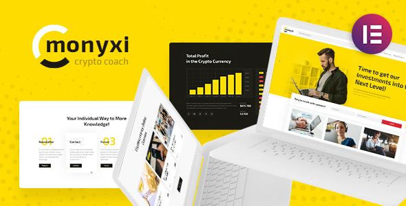 Monyxi v1.1.1 — Cryptocurrency Trading Business Coach