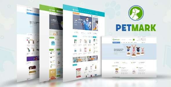 PetMark v1.1.6 — Responsive WooCommerce WordPress Theme